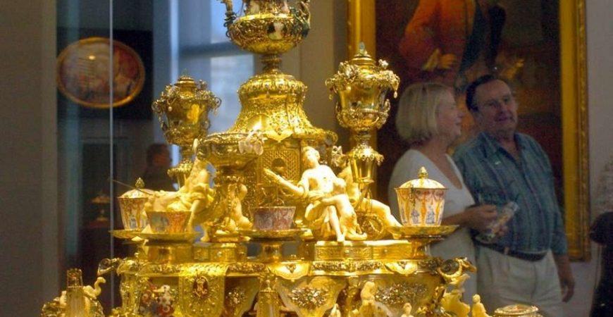 Из знаменитого музея вынесли ценностей на 1 млрд евро