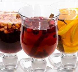 Горячие коктейли на зиму