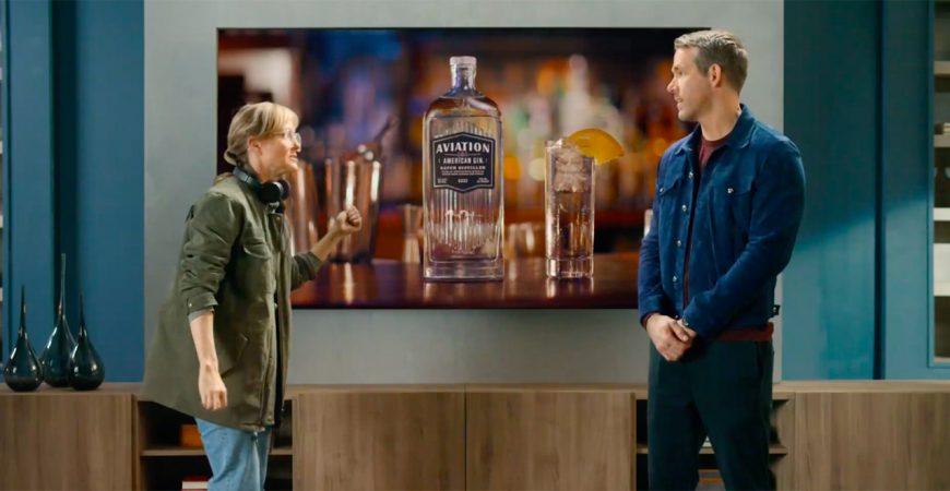 Райан Рейнольдс снялся в рекурсивной рекламе Samsung