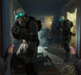 Выпущен трейлер Half-Life: Alyx