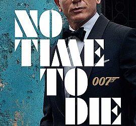 Бонд 25: премьера тизера фильма Не время умирать