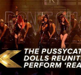 Возвращение Pussycat Dolls: выступление на X-Factor и новый трек
