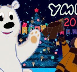 Умка на елке: продолжение мультфильма про медвежонка Умку