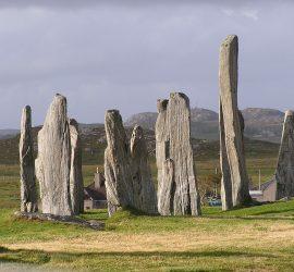 Раскрыта загадка древних каменных кругов