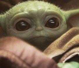 Малыш Йода слушает «Ведьмаку заплатите..»: мимими года