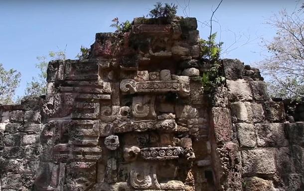 Археологи нашли огромный дворец майа в джунглях Мексики