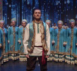 Омский хор сделал кавер на знаменитую песню из Ведьмака