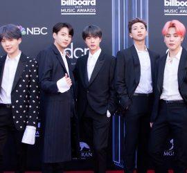 Новый сингл Black Swan от корейского бойз-бенда BTS