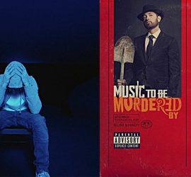 Eminem выпустил клип на песню из нового альбома