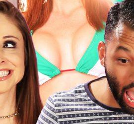 Порнозвезды и зрители вместе смотрят порно: суперсмешной эксперимент
