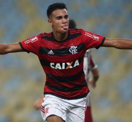 Фантастические скиллы бразильского новичка Реала Рейньера