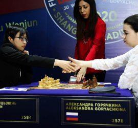 Поражение россиянки Горячкиной в борьбе за шахматную корону
