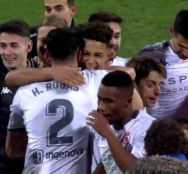 Как Атлетико вылетел из кубка Испании от команды из третьей лиги