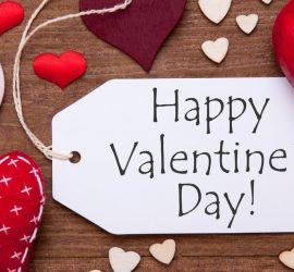 День Святого Валентина: если не знаешь, что дарить, смотри видео