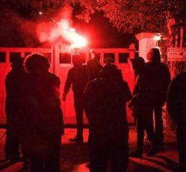 Фаны Манчестер Юнайтед атаковали дом вице-президента клуба
