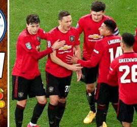 Манчестер Юнайтед обыграл Манчестер Сити: видеообзор