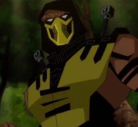 Дебютный трейлер нового мультфильма по вселенной Mortal Kombat