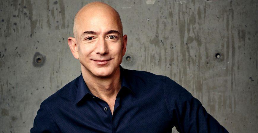 Как создатель Amazon заработал $13 млрд за 15 минут
