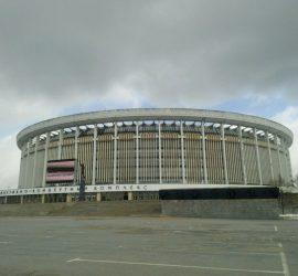 Рабочий погиб во время обрушения СКК в Санкт-Петербурге