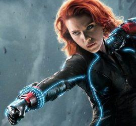 Финальный трейлер Черной вдовы от Marvel