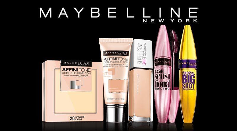 Тушь Maybelline: лайфхаки, как красить ресницы