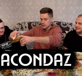 ВДудь: интервью с группой Anacondaz