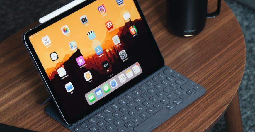 Apple показала камеру в новых iPad и MacBook
