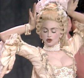 Синглу Мадонны Vogue исполнилось 30 лет