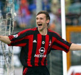 14 лет назад Андрей Шевченко забил свой последний гол в Серии А