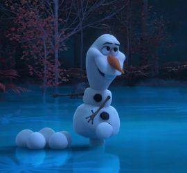 Аниматор Disney создал мультик про Олафа из Холодного сердца