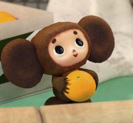 Япония выпустила 3D-мультфильм про Чебурашку