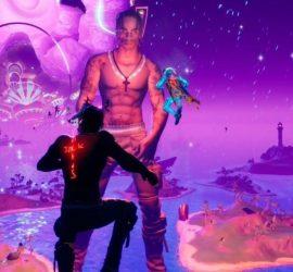 Следующий шаг для артистов: рэпер выступил в онлайн-игре на миллионную аудиторию