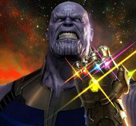 Разработчики показали, как создавали Таноса для Мстителей