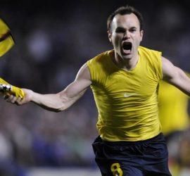 Ровно 11 лет назад Иньеста забил знаменитый гол в ворота Челси