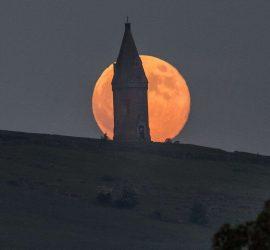 Не упустите последний шанс увидеть Цветочную луну в 2020 году