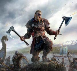 Assassin's Creed Valhalla: трейлер игрового процесса