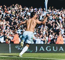 Восемь лет назад Агуэро забил легендарный чемпионский гол в ворота КПР