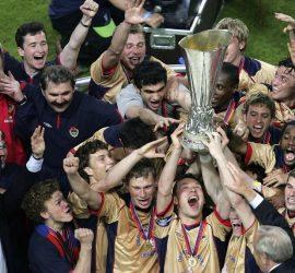 Ровно 15 лет назад ЦСКА выиграл Кубок УЕФА