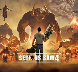 Разработчики показали дебютный трейлер Serious Sam 4