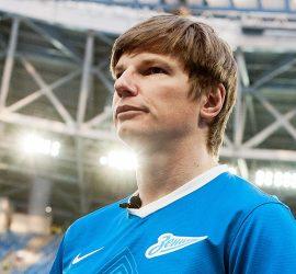 Зенит опубликовал лучшие голы Аршавина в футболке клуба