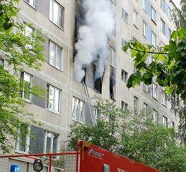 На юге Москвы произошел взрыв: известны подробности