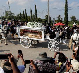 В Хьюстоне прошли похороны Джорджа Флойда