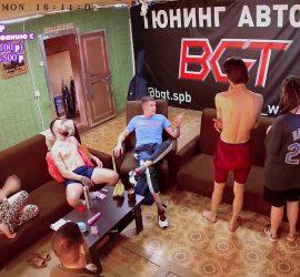 Первый выпуск реалити-шоу Ресторатора SosedTV: смотреть