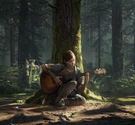 Максимальная детализация: как играть на гитаре в The Last Of Us Part 2