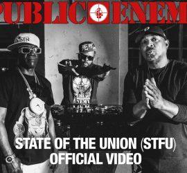 Public Enemy воссоединились и выпустили новый клип