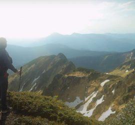Блогер показал величие Карпат в сольном путешествии