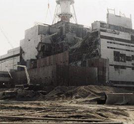 Первые послеаварийные кадры на ЧАЭС 1986 года: рассекреченные съемки для правительства