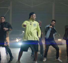 DAVA ft. SERYOGA представили новый клип на песню Черный Бумер
