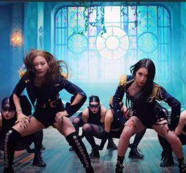 Кореянки Red Velvet взорвали чарты новым клипом