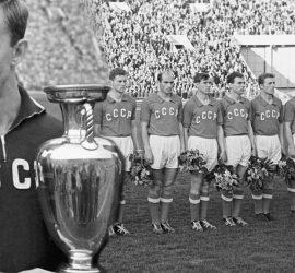 Ровно 60 лет назад сборная СССР по футболу выиграла Чемпионат Европы